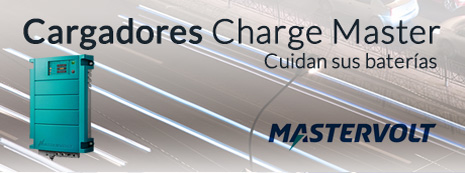 Cargadores Charge Master