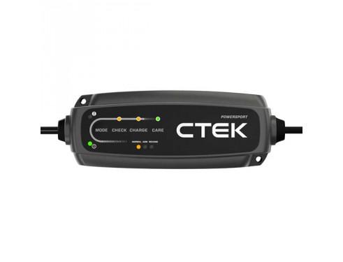 40-310 Cargador de baterías CT5 POWERSPORT - Prepare su vehículo para deportes de motor.