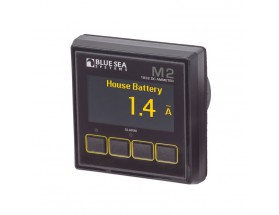 Monitor amperaje M2 OLED CA, hasta 300A