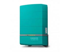35013000 CombiMaster 12/3000-100 (230 V) - El inversor/cargador CombiMaster proporciona una potencia de inversión de onda senoidal pura y una carga de batería multiquímica, además, su diseño inteligente se comunica perfectamente con las redes NMEA 2000, C