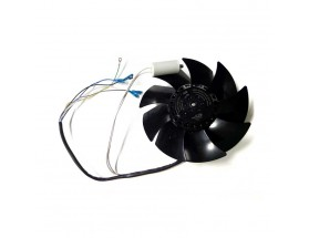 Rotor externo de 3 velocidades para ventilador de interior
