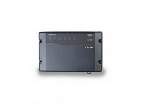 80-911-0140-00 CZone Contact 6. Módulo de conmutación digital de nivel básico. Ofrece seis canales independientes de canales de salida con conmutación positiva o negativa y es ideal para un funcionamiento autónomo en aplicaciones en barcos