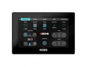"""80-911-0200-00 - Panel táctil Czone Touch 7"""" para supervisión y gestión de dispositivos"""
