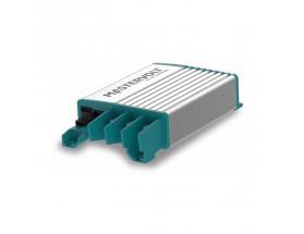 81205300 Estabilizador de corriente Mac Plus 12/24-30. Los dispositivos Mac Plus supervisa el estado de la batería de servicio y compensa la pérdida de tensión. El algoritmo demostrado de 3 etapas garantiza una carga rápida y segura.