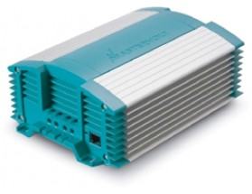 81300200 Convertidor Magic 24/24-20A CC/CC. Los modelos Magic pueden regular las subidas y bajadas de tensión para asegurar una estabilización óptima de la tensión, incluso cuando la tensión de la batería fluctúe debido a cargas importantes.