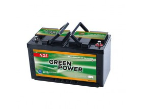 Batería AGM Green Power GP100B, 12V 100Ah