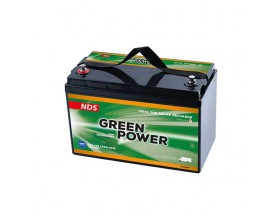 Batería AGM Green Power, 12V 120Ah