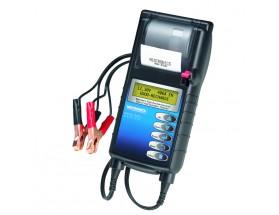 MDX-335P Analizador baterías/sistema. Analizador de baterías y del sistema eléctrico por conductancia, con impresora integrada.