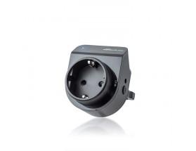 MLP3B Enchufe Premium Tipo F. Sistema de distribución eléctrica mediante raíles que permite recolocar, añadir o quitar las tomas de corriente a voluntad y tantas veces como sea necesario.