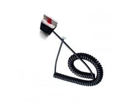 MLPLNB-FCE Enchufe directo Wago con cable rizado.