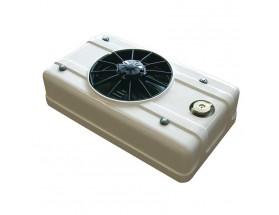 0 000 427 Radiador de techo RD 1.2; 24V. Radiador de techo de un solo ventilador para generadores diésel