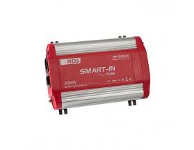 SP2000I-12 Convertidor Smart-in 230V/50-60Hz 12/2000, onda pura. Diseñados para garantizar el máximo rendimiento en términos de seguridad, eficiencia y fiabilidad.